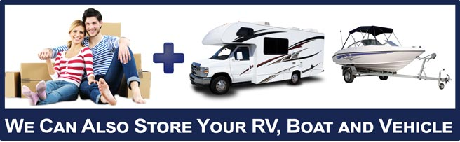 RV Boat and Vehicle Storage Available
