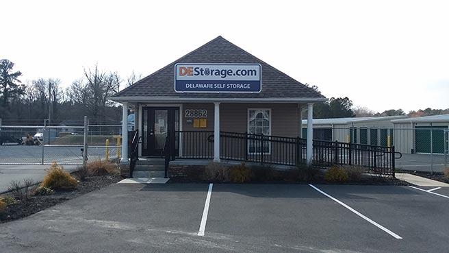 DE Storage Millsboro