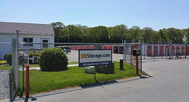 DE Storage Rehoboth location