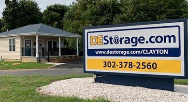 DE Storage Clayton/Smyrna