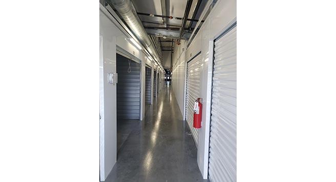 DE Storage Seaford interior hallway